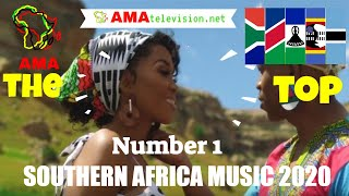 Number 1 song: The TOP Southern Africa Music 2020