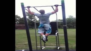 Pull ups (Janis Berzins Fitness)