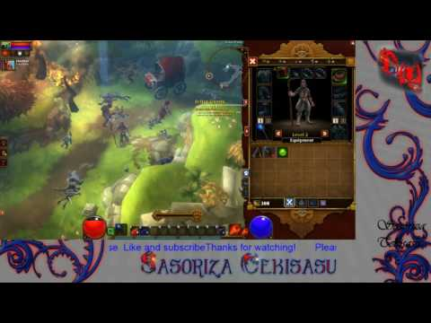Sasoriza  Plays Games   Torchlight 2   Gaming with another player  