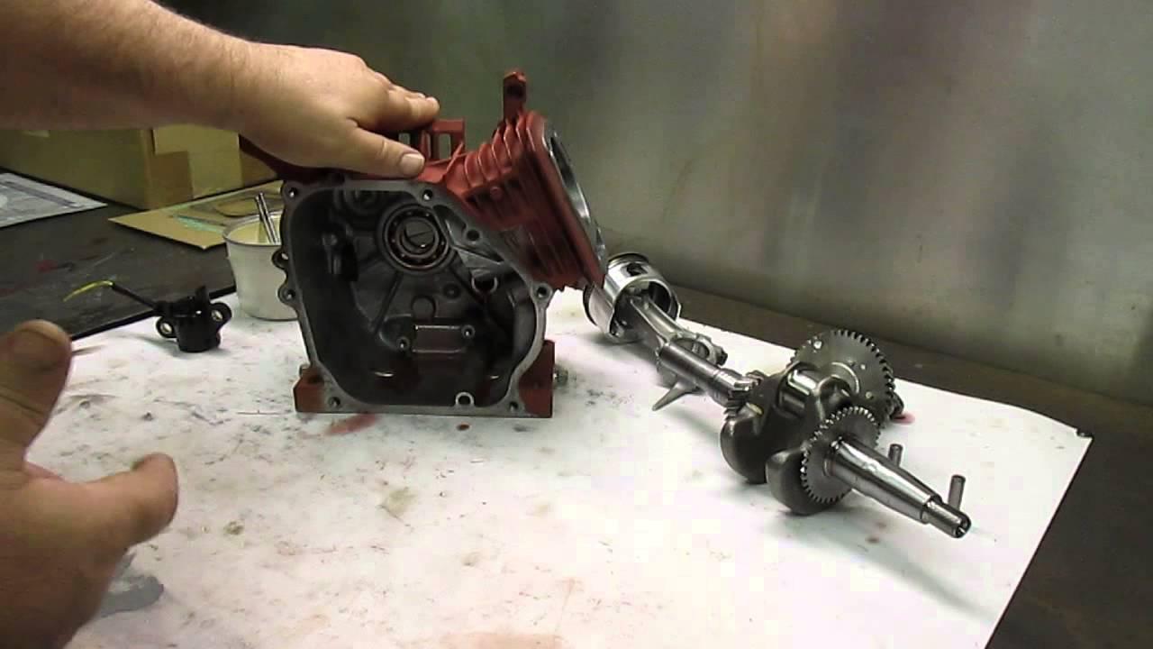 Honda Gx 160 Engine Rebuild Part 1