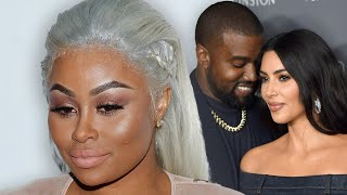 Blac Chyna Comments On KimYe's Split & Reveals If She Would Ever Work With Kris Jenner