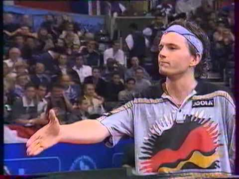 Table Tennis from the past VI - 1997 - Best of FRANCE Vs BELGIUM
