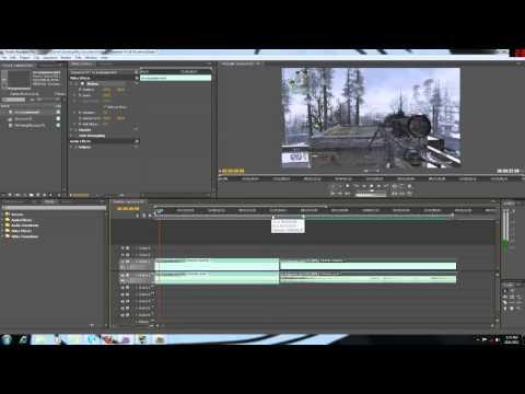 Camera Shake Effect In Adobe Premiere Pro (Tutorial)
