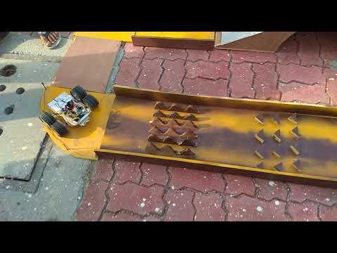 IIT INDORE robot car competiton#winner:1st