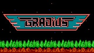 Gradius [NES] - Full Game