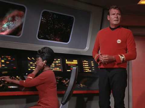 Star Trek - I Have to Get to the Bridge!