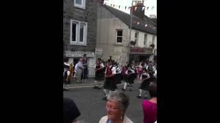 Dalbeatie kippford 2011 parade