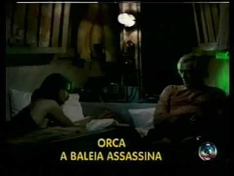 Orca : A Baleia Assassina 1977 Tvrip Globo Sessão da tarde