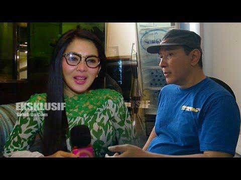 Syahrini Gugup Didepan Tommy Soeharto? - Seleb On Cam