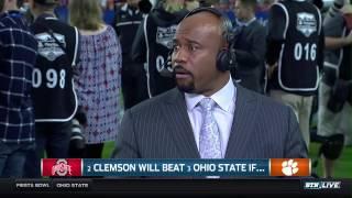 Ohio State Will Beat Clemson If...