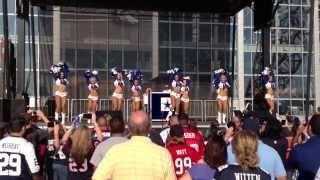 Dallas Cowboys Cheerleaders - group 3