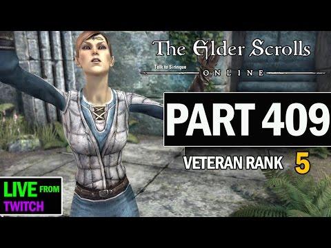 The Elder Scrolls Online Walkthrough Part 409 - Let's Play Gameplay