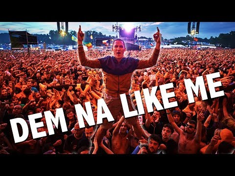 The Qemists - Dem Na Like Me (Live 2017)