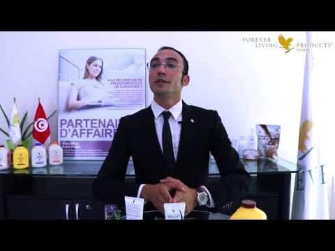 Interview de M. Rached Bouhlel - Forever Living Products Tunisie