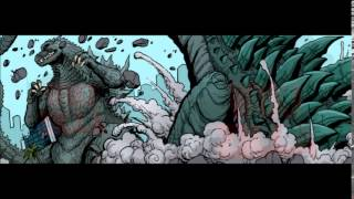Godzilla vs Zilla ( comic version )