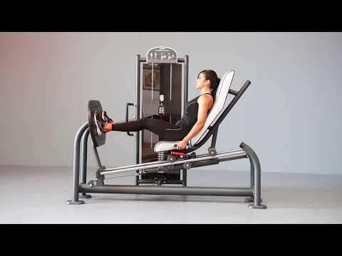 1FE085 – Horizontal Leg Press