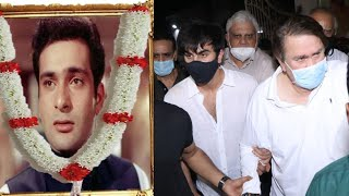 HD: Full video Rajiv Kapoor's funeral