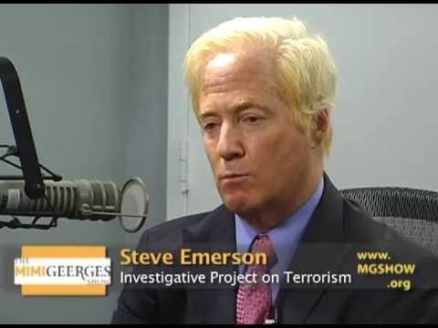 Muslim Brotherhood in America with Steve Emerson