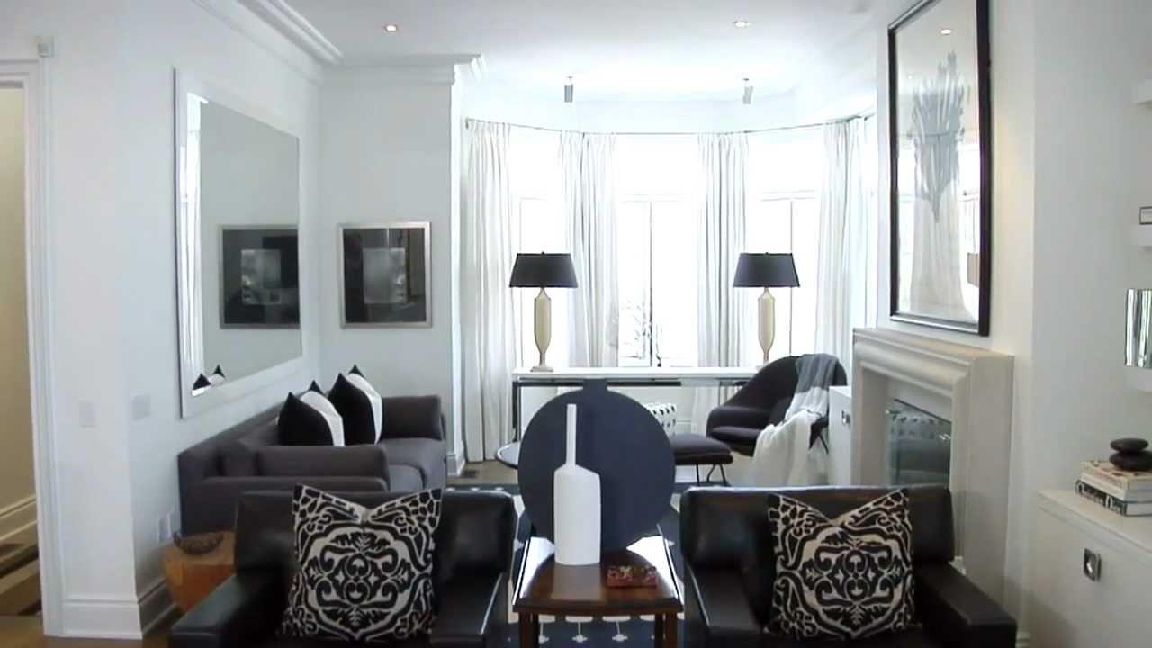 Interior Design  Sophisticated  Timeless HighContrast