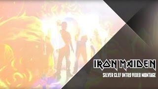 Iron Maiden - Silver Clef Intro Video Montage