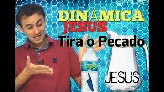DINÂMICA PARA CÉLULAS JESUS TIRA O PECADO - João 1:29