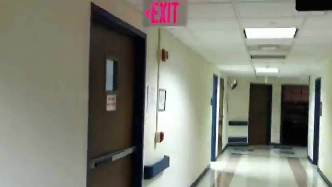 Hospital Fire Alarm Test Youtube