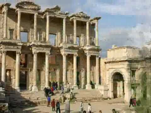 The Grand and Sacred Temple of Artemis, A Wonder of the ...