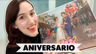 En vivo: CHISME CON MIS ÁLBUMES DE BODA   1er ANIVERSARIO | HelloTaniaChan