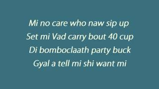 Popcaan -- Unruly Rave Lyrics