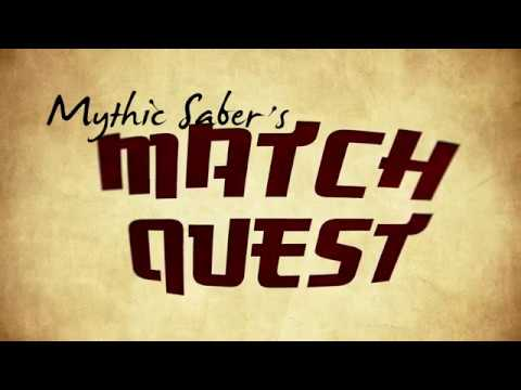 Mythic Sabers Match Quest tutorial