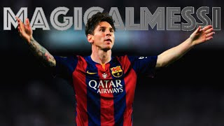 Lionel Messi - The Way to the Treble - Best Moments - HD