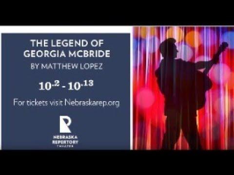THE LEGEND OF GEORGIA MCBRIDE: Nebraska Repertory Theatre 2019/2020