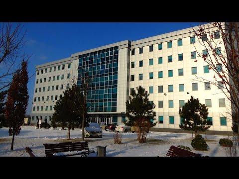 """Головной офис сети """"Магнит"""" в Краснодаре, Солнечный бульвар зимой, 29 января 2017"""