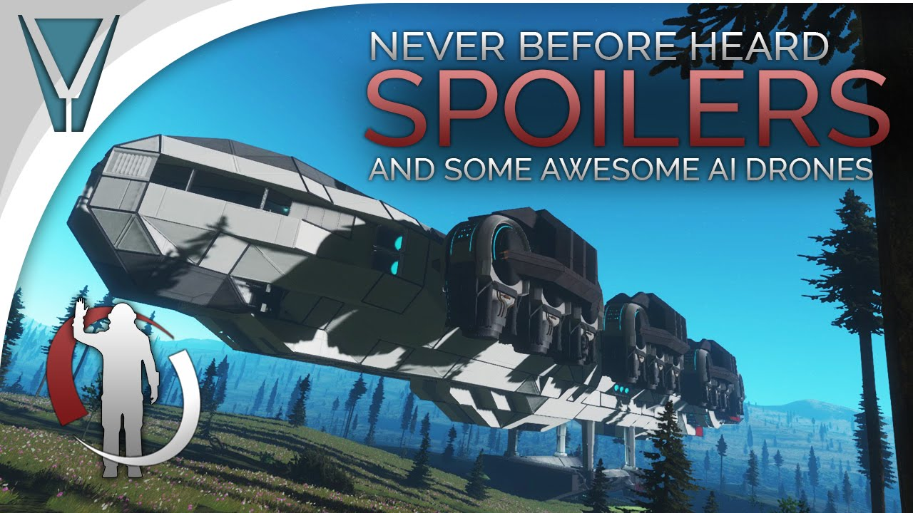 patchology new planet spoilers and drones space engineers. Black Bedroom Furniture Sets. Home Design Ideas