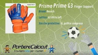 Guanti portiere Reusch Prisma Prime G3 Finger. 757a65951c40