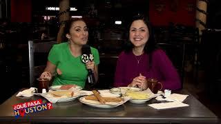 El programa mas sabroso de la television en Houston, Que Pasa Houston desde La Tepatitlan
