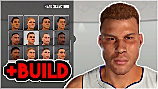 How To Make Your MyPlayer EXACTLY Like Blake Griffin NBA 2K19 | Blake Griffin Face Creation & Build