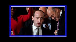 Top trump advisor stephen miller