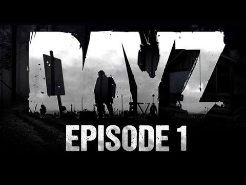 DayZ Standalone .60 Ep. 1: Night Adventure! (DayZ Crossroads)