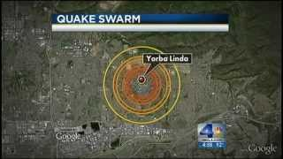 Earthquake : After Swarm of EQs California Seismologist says the Big One is closer (Aug 09, 2012)