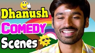 Dhanush Comedy scenes | Dhanush Best Comedy scenes | Venghai Comedy scenes | Seedan Comedy scenes