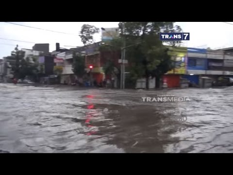 Banjir dan Angin Kencang Landa 3 Daerah Jawa Barat