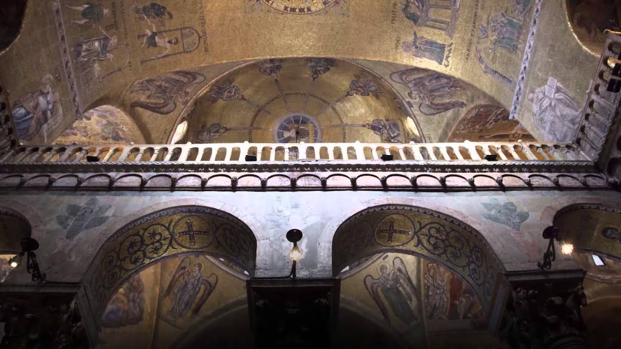 Basilica Di San Marco I Matronei Youtube