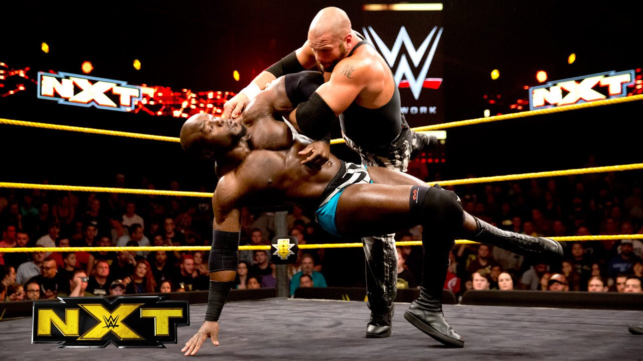Apollo Crews vs. Martin Stone: WWE NXT, Sept. 2, 2015