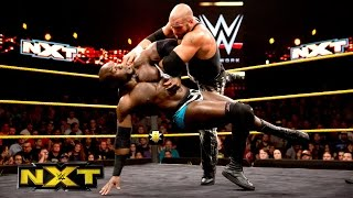 Apollo Crews vs. Martin Stone: WWE NXT, Sept. 2, 2015