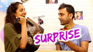 Biggest Surprise Ever | 8 Years Of Togetherness | DIML | ShrutiArjunAnand