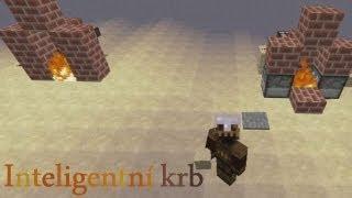 Redstone - Inteligentní krb
