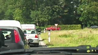 Unfall in Bad Zwischenahn (Ammerland) Teil 1