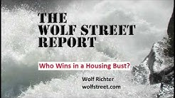 Who Wins in a Housing Bust?