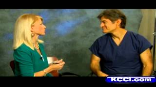 Dr Oz's top ways to boost your immune system
